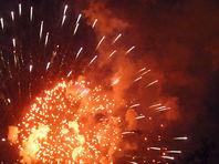 Жителей Читы возмутил фейерверк на День города, сопровождавшийся китайскими песнями