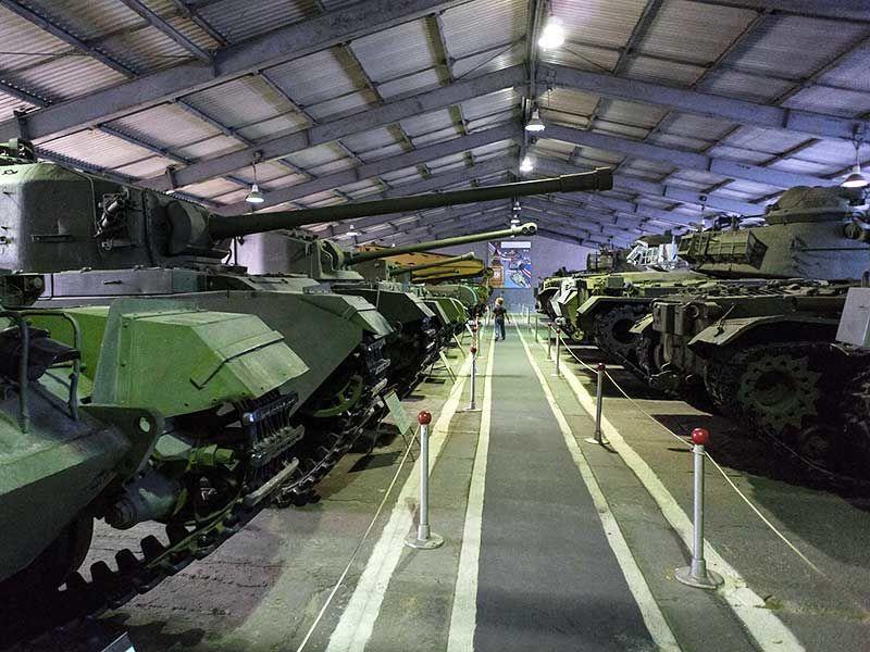 Израиль получил официально уведомление российской стороны о том, что просьба удовлетворена, и танк, который был передан сирийцами Советскому Союзу, а в настоящий момент является экспонатом в танковом музее в Кубинке (Московская область), уедет в Израиль