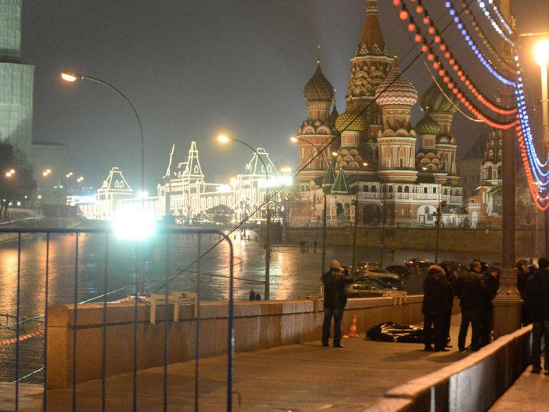 """Командование Росгвардии утверждает, что устранило """"причины и условия, способствовавшие убийству оппозиционного политика Бориса Немцова"""""""