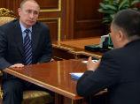 Путин подписал указ о досрочной отставке главы Тувы