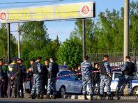 Московская полиция возбудила дело о хулиганстве в связи с дракой на Хованском кладбище