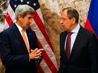 Глава МИД РФ Сергей Лавров и госсекретарь США Джон Керри, 16 мая 2016 года