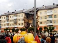 В Междуреченске обрушился подъезд жилого дома, два человека погибли