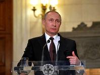 Путин заявил об отсутствии связи между обменом Савченко и минскими соглашениями