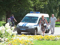 В Москве неизвестный палил по людям, ранена женщина