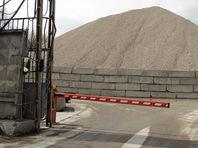 В Москве обнаружили незаконный бетонный завод размером с ЦУМ