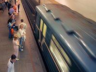 """В московском метро поймали двух мужчин, гулявших в тоннеле у станции """"Чеховская"""""""