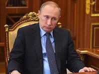 Путин уволил пять полицейских генералов и назначил нового главу МВД по Северному Кавказу