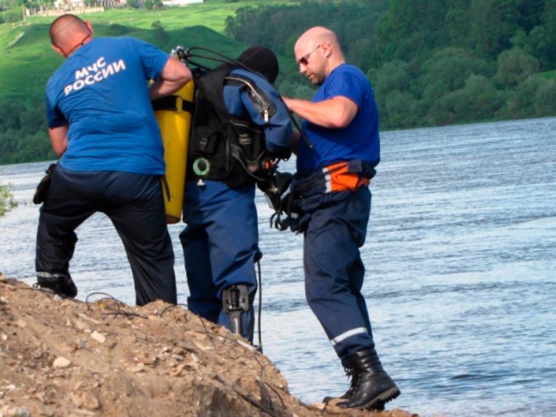 В карьере под Тулой утонули пять человек, в том числе трое детей