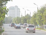 Столицу Бурятии затянуло дымом от лесных пожаров в Иркутской области