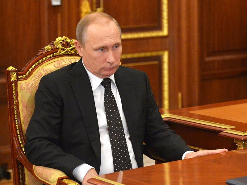 Путин назначил заместителей главнокомандующего Росгвардией