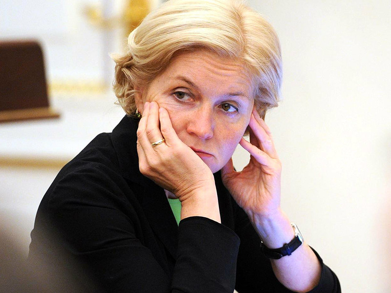 Ольга Голодец, вице-премьер по социальным вопросам