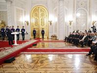 Путин в День России вручил госпремии и рассказал об ответственности россиян за будущее