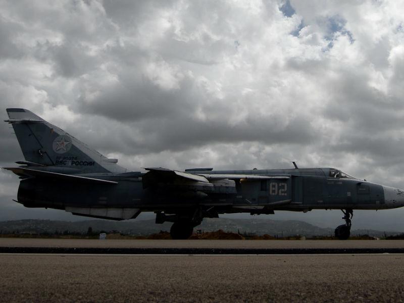 Сбитый в Сирии самолет не мог быть российским, заверили в Минобороны РФ