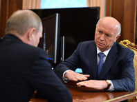 Встреча с губернатором Самарской области Николаем Меркушкиным