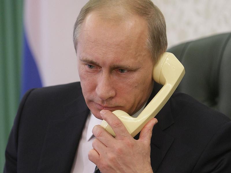 Состоялся обещанный телефонный разговор Путина и Эрдогана