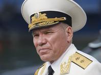 Вице-адмирал Виктор Кравчук