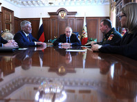 Путин 5 апреля подписал указ о создании Нацгвардии на базе Внутренних войск МВД. Позднее стало известно, что новая структура будет называться Росгвардией. Ее руководителем назначили командующего Внутренними войсками Виктора Золотова