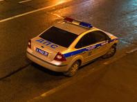 В Москве пьяные подростки устроили на Toyota Camry гонки с ДПС и сбили стрелявшего в воздух полицейского