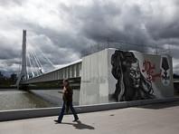 В Петербурге задержали участников акции против моста Кадырова