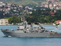 В Москве планируют ответ на визиты кораблей ВМС США в Черное море