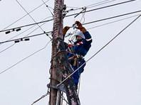 В Ленобласти почти 240 населенных пунктов остались без света из-за ливней и ветра