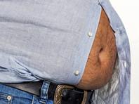 Россия догнала США по распространенности ожирения