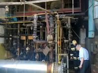 В Иваново на химическом заводе произошел взрыв