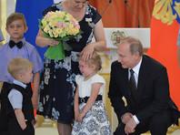 Родители расплакавшейся перед Путиным девочки объяснили причину слез