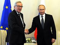 """Песков отметил, что российская сторона """"традиционно"""" вопрос о санкциях не поднимает. """"Наверное, ни об отмене, ни о продлении - это не вопрос нашей повестки дня"""""""