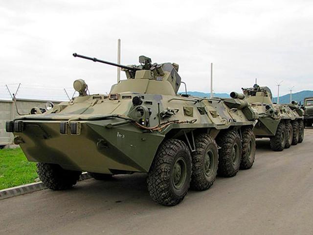 Сведения об усилении группировки российских войск на западных рубежах РФ продолжают просачиваться в СМИ