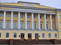 Конституционный суд получил жалобу Навального на невозможность судиться с Чайкой