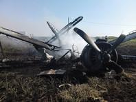 В Саратовской области разбился Ан-2, погибли два человека