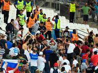 Российский футбольный союз осудил болельщиков из РФ, участвовавших в драках