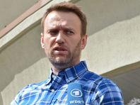 Алексея Навального допросили, досмотрели и обыскали по делу о клевете на полицейского