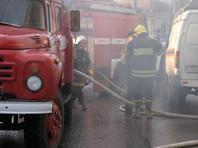 Пожар в здании Минобороны в Москве потушен