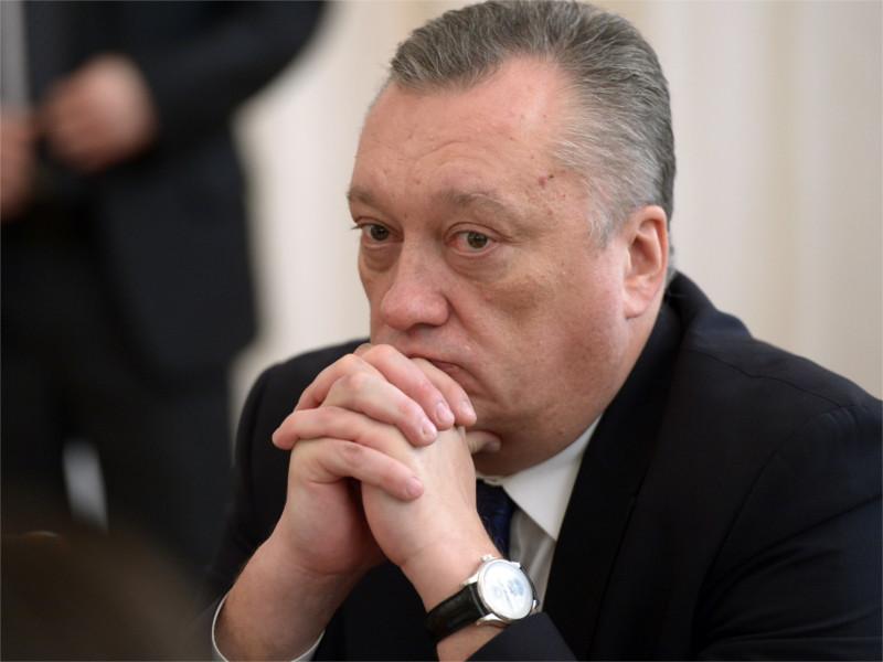 Сенатор Вадим Тюльпанов