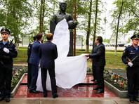 В Амурской области открыли памятник сбитому Турцией пилоту Пешкову