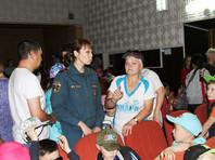 В Бурятии из-за угрозы подтопления эвакуировали детский лагерь