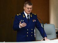 Чайка рассказал о предотвращении терактов в трех крупных российских городах
