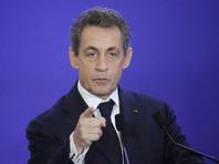 Саркози на ПМЭФ призвал Путина первым отменить контрсанкции против Запада