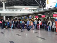 В аэропорту Внуково у стойки регистрации умер пассажир