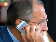 Лавров в разговоре с Керри заявил о недопустимости потворствования террористам в Сирии