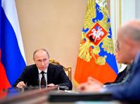 Путин обсудил предложение Финляндии о полетах над Балтикой на заседании Совбеза РФ