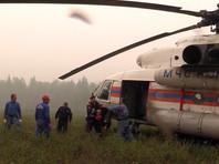 """На месте крушения Ил-76 найдены тела погибших и """"черный ящик"""""""