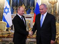 По сведениям издания, глава САР посетил Россию за несколько дней до последней поездки в Россию премьер-министра Израиля Биньямина Нетаниягу. Напомним, лидер Израиля встречался с Путиным последний раз 7 июня 2016 года