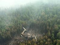 СМИ узнали первые итоги расшифровки черных ящиков Ил-76, разбившегося в Иркутской области