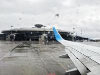Из-за грозы в аэропортах Москвы задержали около 20 рейсов