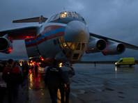 Возле аэродрома Раменское, где базировался разбившийся Ил-76 МЧС, образовался стихийный мемориал