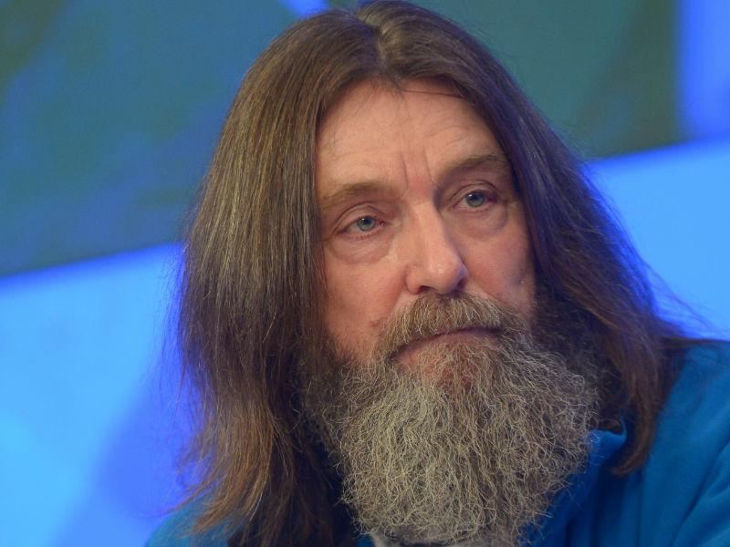 Путешественник Федор Конюхов начал кругосветный полет на воздушном шаре
